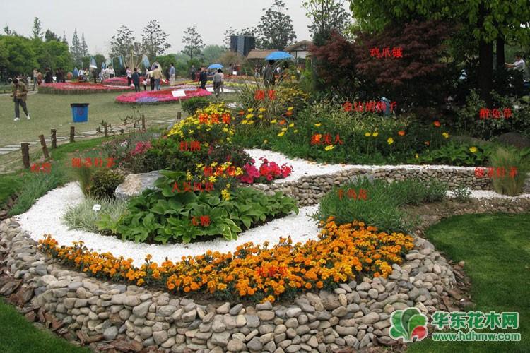 园林花镜景观设计案例