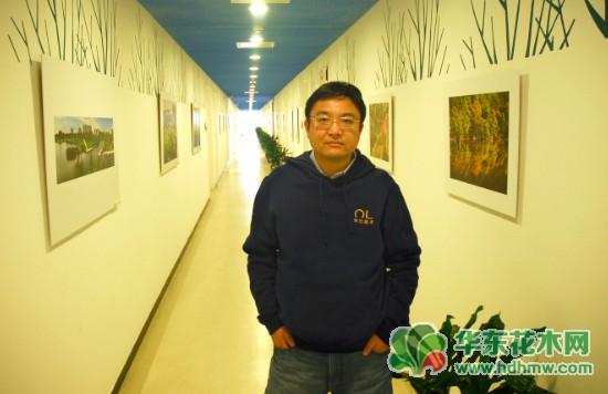 苗联网CEO郭朝晖